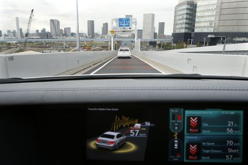 Toyota's Advanced Driving Support System