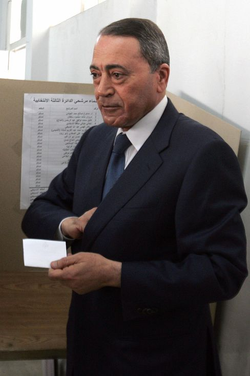 Jordan's King Abdullah Replaces Prime Minister