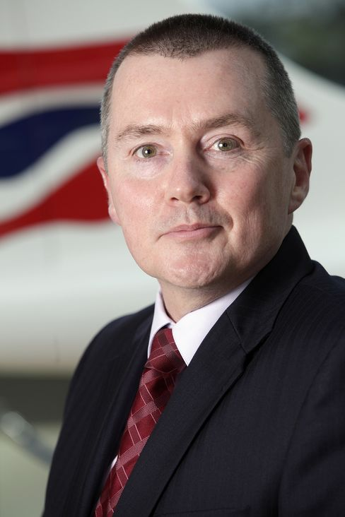 Willie Walsh, Chief Executive Officer of British Airways Plc