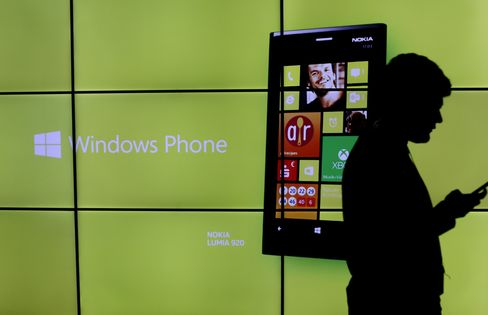 Nokia Lacking Five-Inch Screen on Lumia Threatens Revival