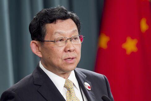 China's Commerce Minister Chen Deming