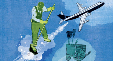 A U.S./EU Dogfight Over Greener Air Travel