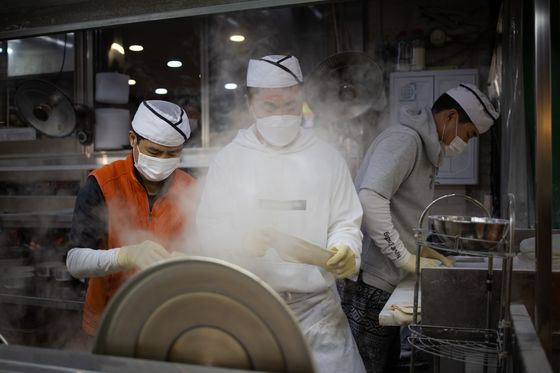 South Korea to Ease Social Distancing to Help Small Business