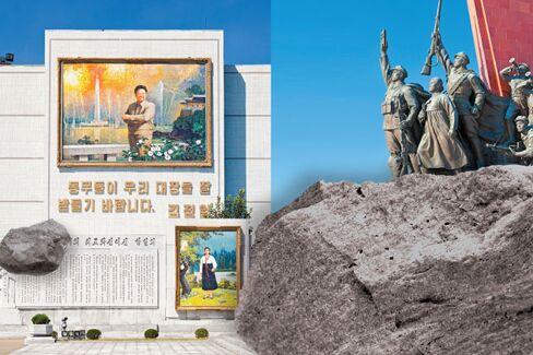 Mansudae Art Studio, North Korea's Colossal Monument Factory