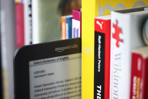 Amazon Adds a Piece to Its Growing E-book Empire