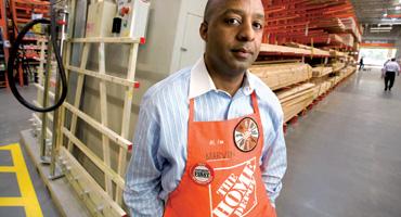 Marvin Ellison: Home Depot's Mr. Fixit?
