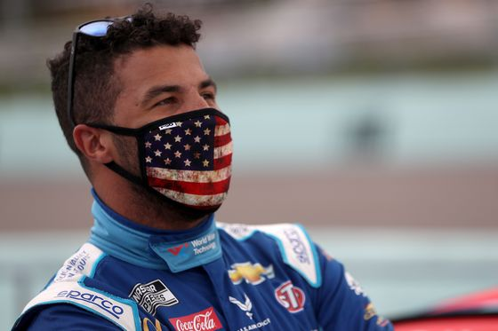 Trump Suggests Nascar's Bubba Wallace Apologize for Noose Incident