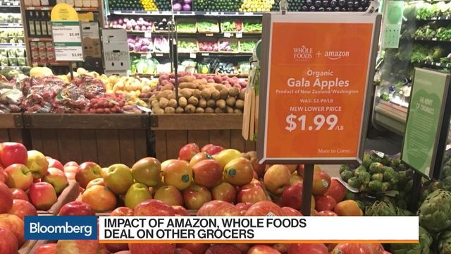 Amazon\'s Whole Foods Lures New Shoppers From Wal-Mart, Sprouts ...
