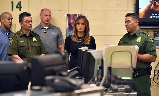 Melania Trump Visits U.S.-Mexico Border Again