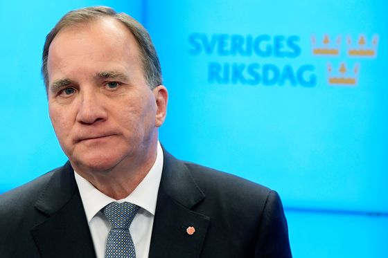 Sweden PM Ousted in Confidence Vote as Political Turmoil Deepens