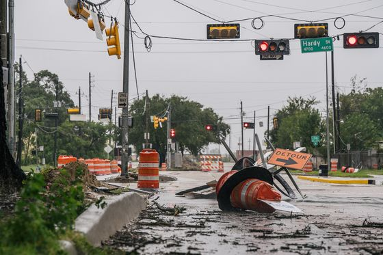 Tropical Storm Nicholas's Lumbering Pace Is Why Houston Is Getting Soaked