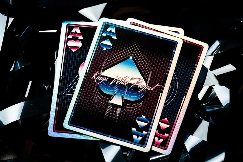 relates to Playing Cards That'll Transform Your Next Game of Poker—or Solitaire