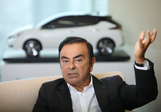 Ghosn's Arrest Has Nissan Ally Renault Weighing Future
