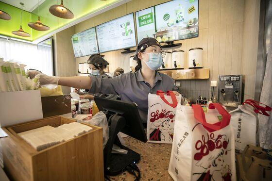 Bubble Tea Chain Nayuki Slides 14% in Hong Kong Debut