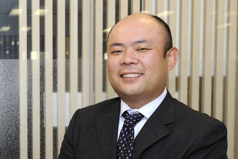 GungHo Chairman Taizo Son