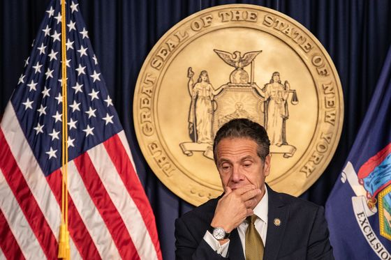 NYC Mayor Calls for Covid Probe, Pullback of Cuomo's Powers