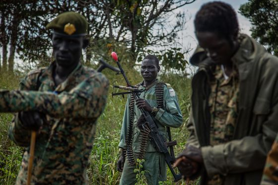 An Oil-Rich State Seeks Hope in the Ashes of Africa's Worst War