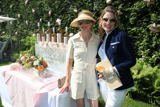 Hamptons Parties Return with Champagne Guns and Exclusive Rose