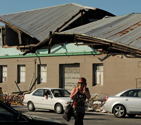 Key to Visit Quake-Ravaged New Zealand City