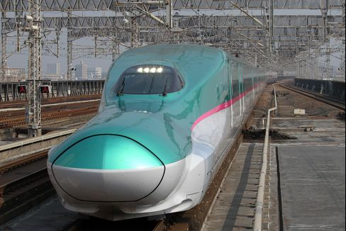 Japan Trainmakers Get India, Indonesia Contest Edge