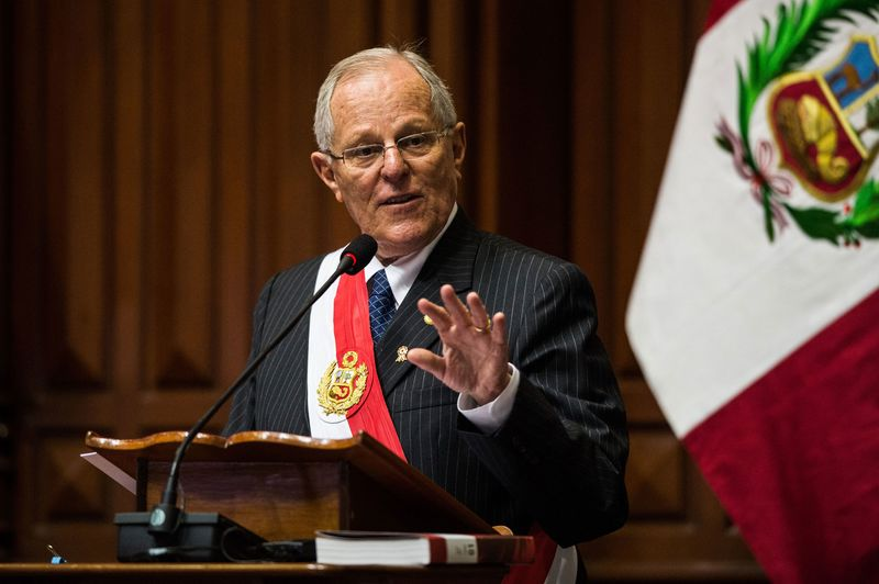 Peru's Entire Cabinet to Quit After Losing Confidence Vote - Bloomberg