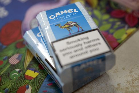 Camel Cigarettes by Reynolds American