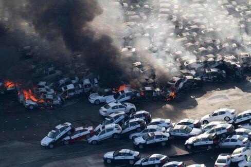 Sony, Toyota Plants Shut Amid Quake Damage, Power Shortages