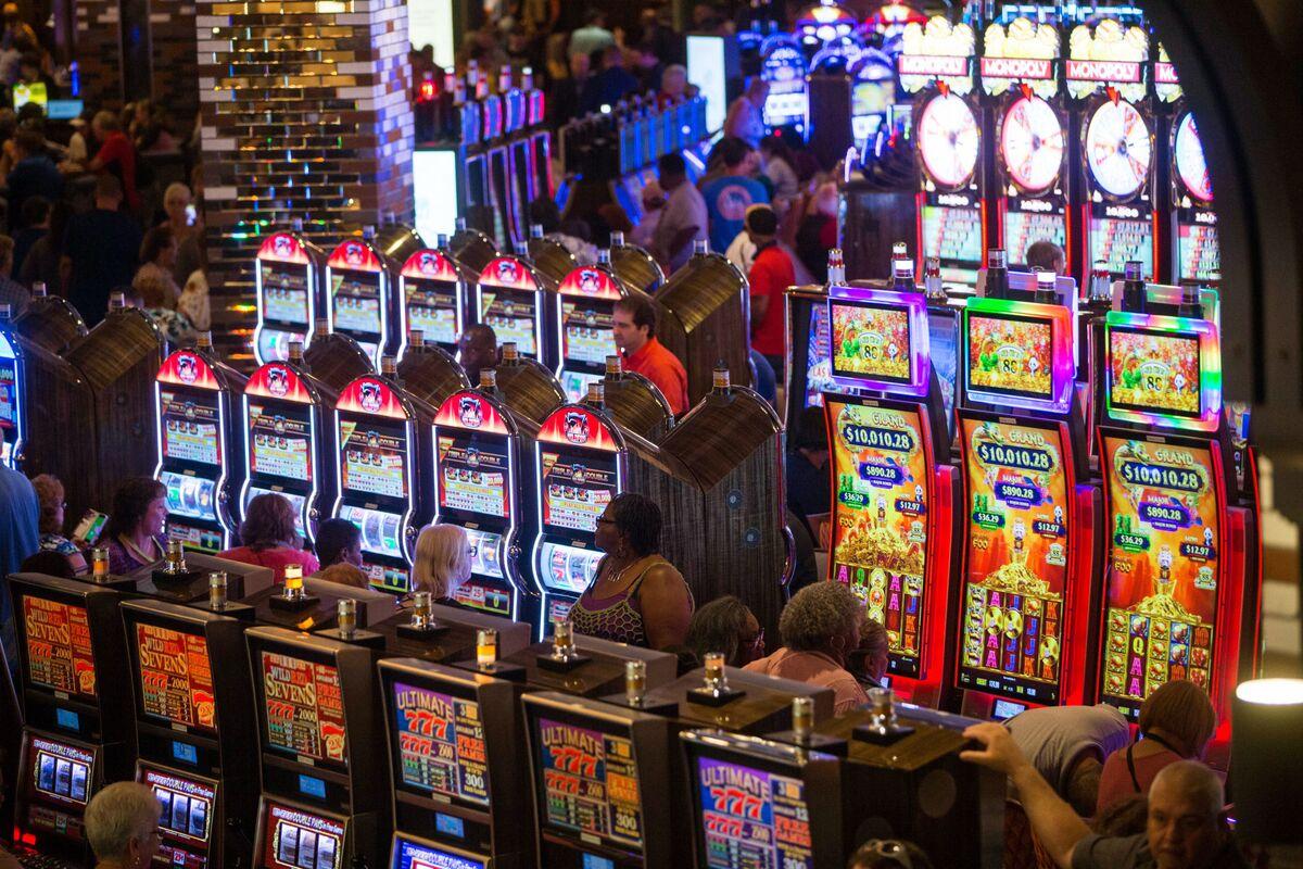 slot machines how to