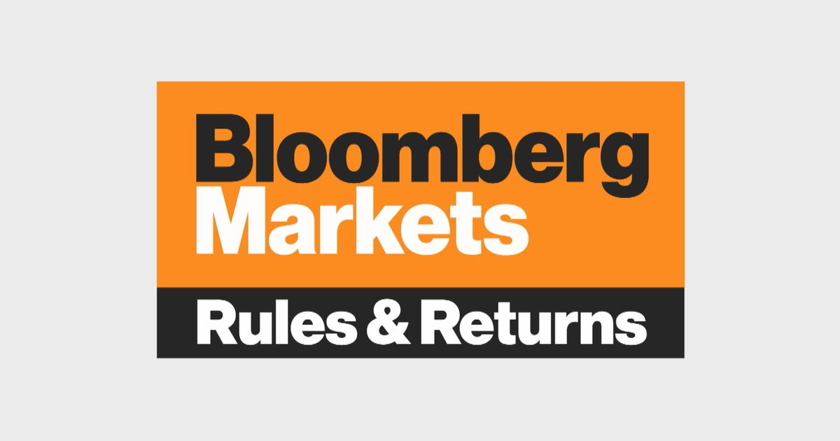 'Bloomberg Markets: Rules & Returns' Full Show Episode 43 (09/20/2019)