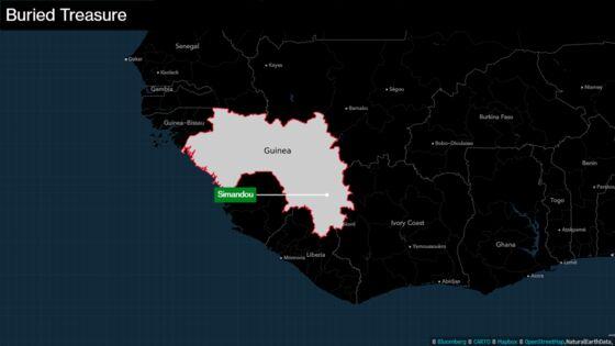 China to Approve Developing Guinea's Giant Simandou Iron Ore Mine