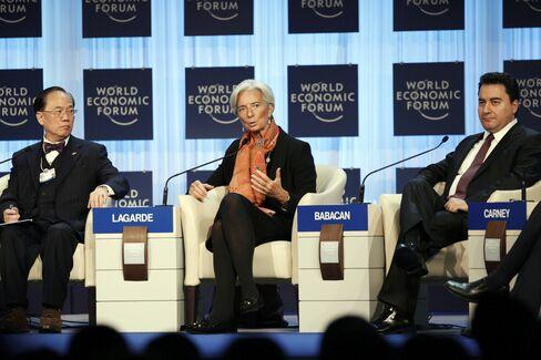 Davos World Economic Forum 2012