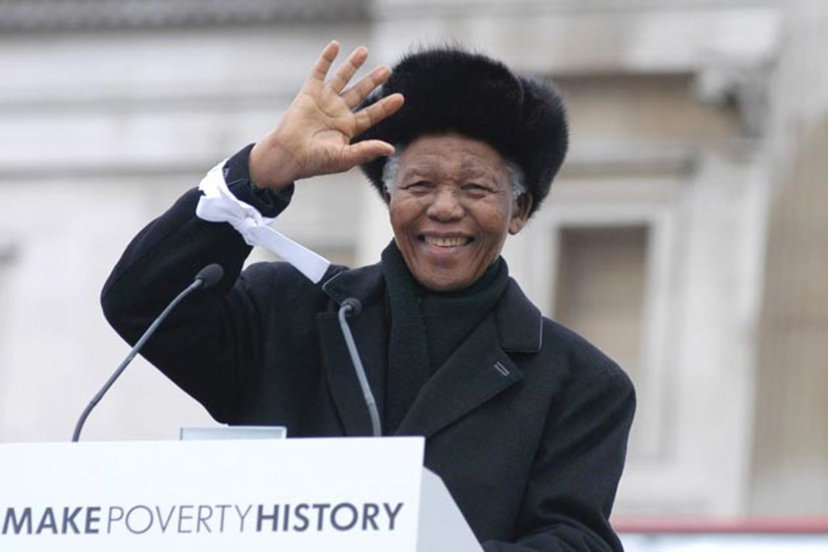 The Leadership Lessons of Nelson Mandela