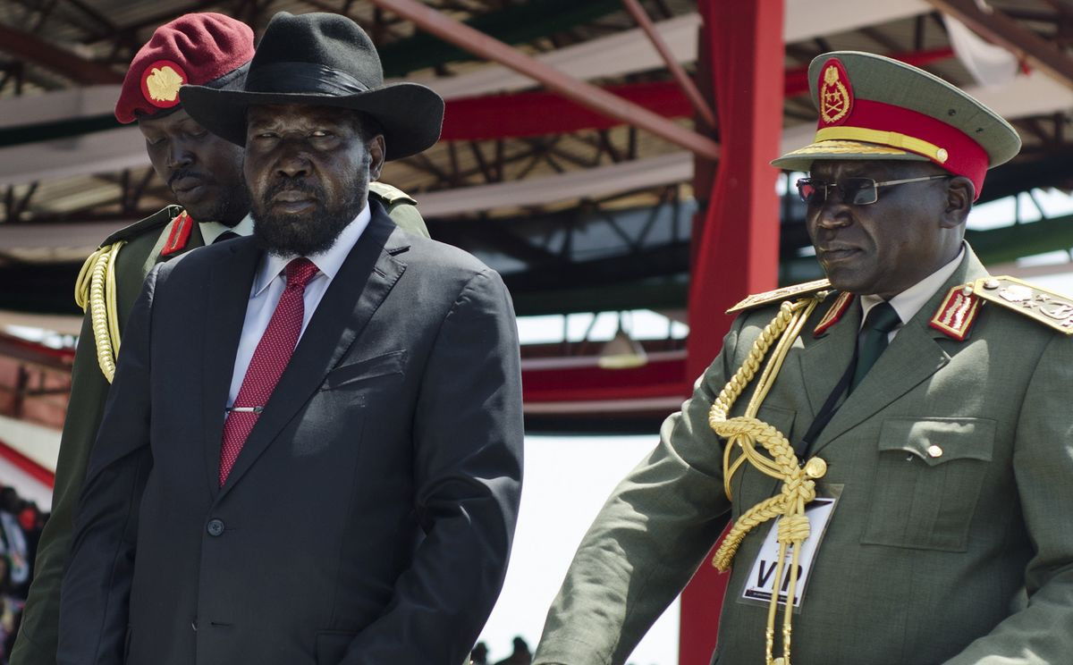 Ex-Army Chief's Rebellion Adds Fuel to Fire in South Sudan's War