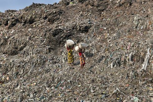 The Scorned but Valuable Work of Waste Pickers