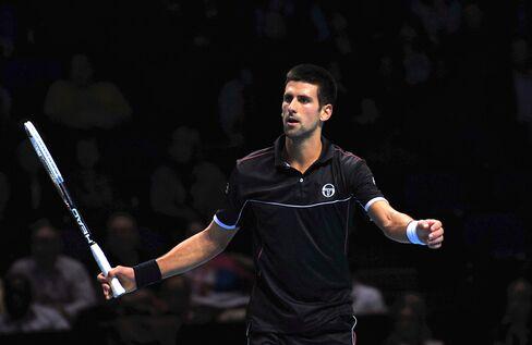 Ferrer Hands Djokovic Worst Defeat of Season at Tour Finals