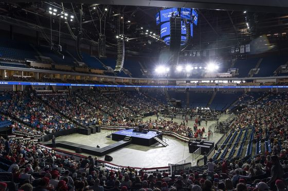 Trump's Tulsa Rally Adds to Week of Warnings for Campaign
