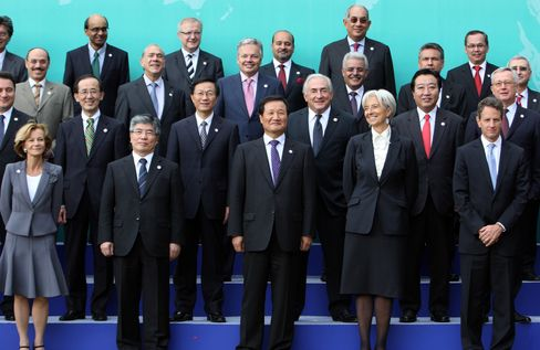 G-20 to Avoid 'Competitive Devaluation,' Prod China