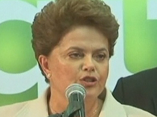 Dilma Rousseff Elected Brazil's First Female President
