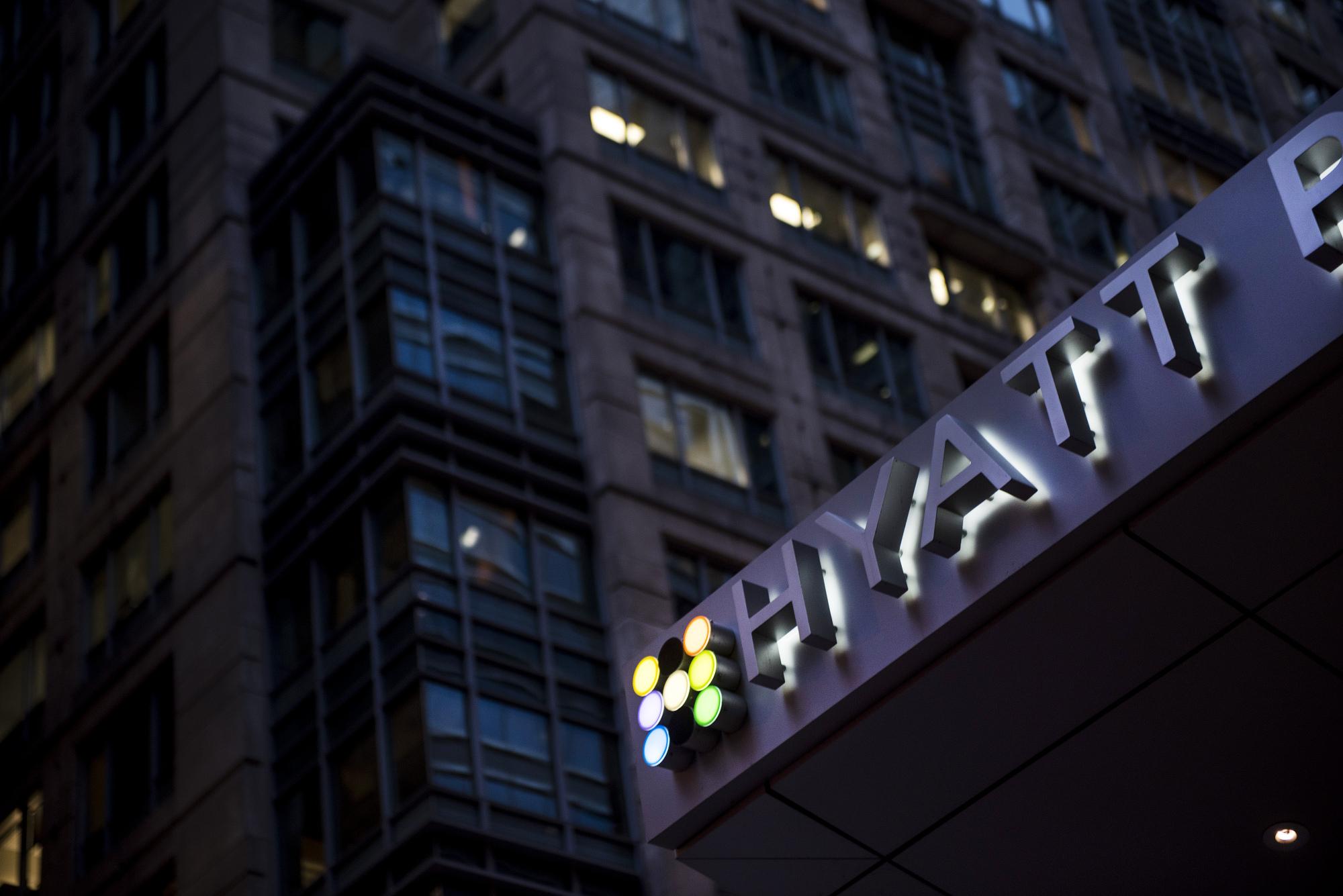 Hnew York Stock Quote Hyatt Hotels Corp Bloomberg Markets
