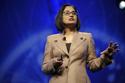 Cisco Systems Padmasree Warrior