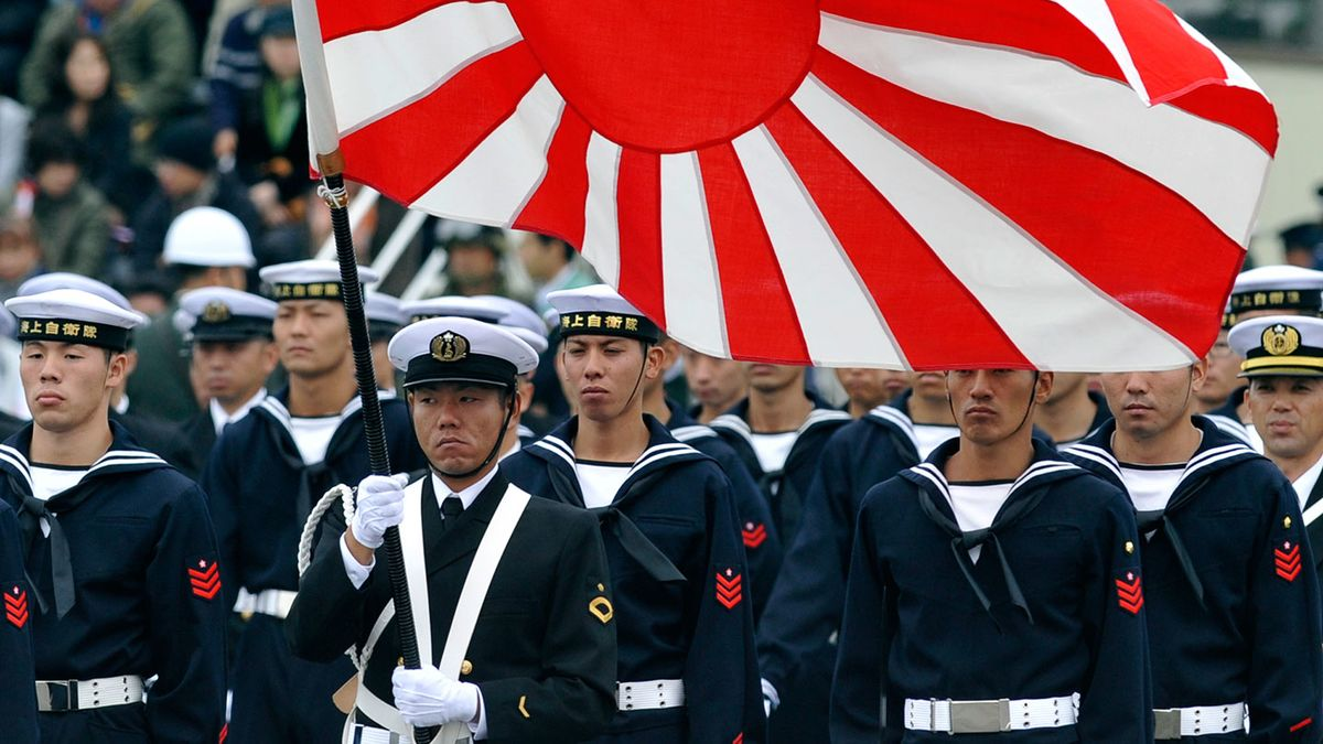 Japan S Military Bloomberg