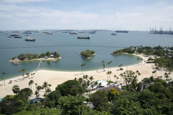 Singaporeans Stuck on Island Seek Private Jets, Daycations
