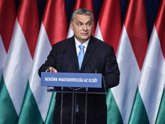 Pushback Against Orban Solidifies Among His Allies in EU's North