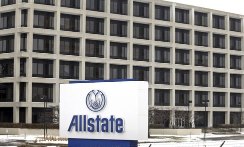 Allstate Leads Insurers to Best Start Since 2003 on Storm Costs