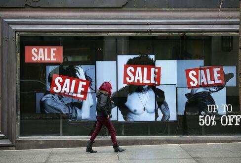 Shopping in N.Y.