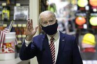 El presidente Biden visita una pequeña empresa que se beneficia del préstamo del programa de protección de cheques de pago