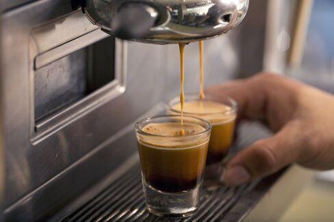 Starbucks' Espresso Coffee
