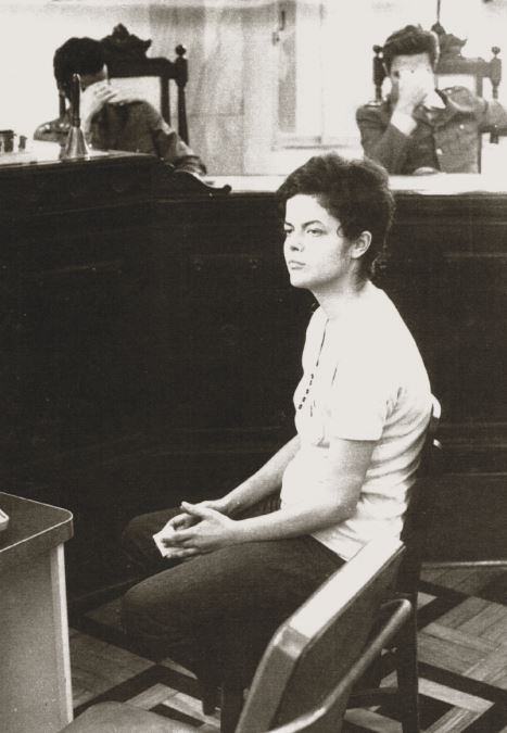 Rousseff interrogated in 1970
