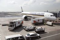 Media Tour of Singapore Airlines' New Boeing 787-10