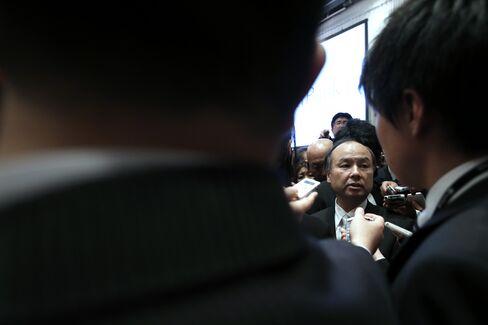 SoftBank Corp. Founder Masayoshi Son